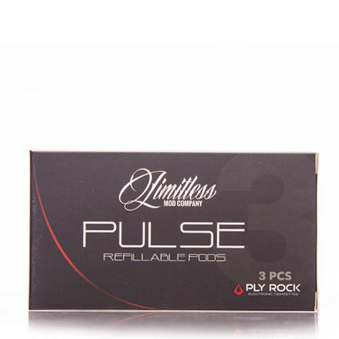 Limitless Pulse Refillable Replacement Pod