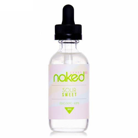 Sour Sweet Naked 100 Candy