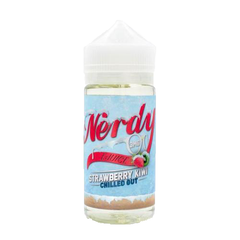 Nerdy Strawberry Kiwi Chilled Out eJuice