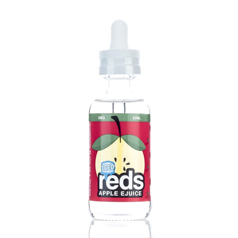 Reds Apple eJuice Iced