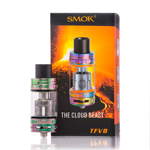 Smok TFV8 Cloud Beast 24.5MM Sub-Ohm Tank