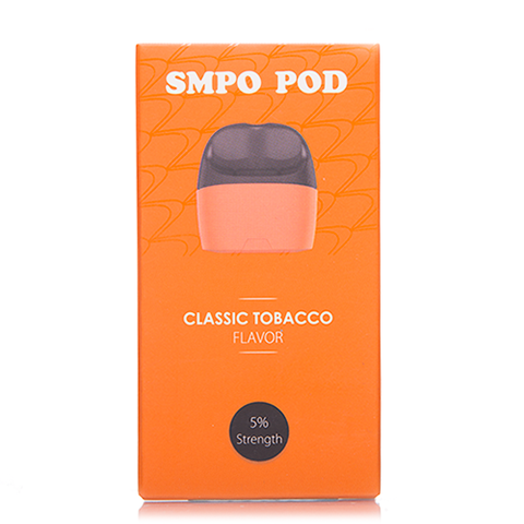 SMPO Classic Tobacco Replacement Pods