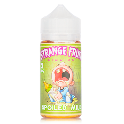 Strange Fruit Spoiled Milk eJuice