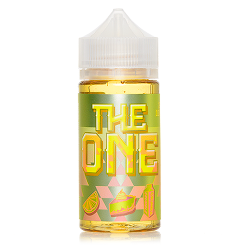 The One Lemon Crumble Tart eJuice
