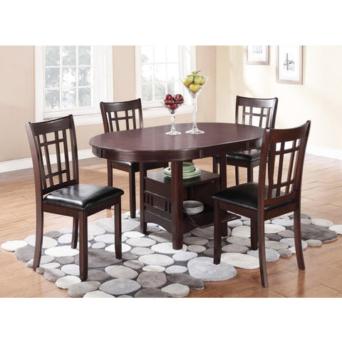 Lavon 11102671-S5 5PC Dining Set (Local Pick Up Only)