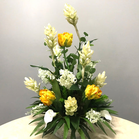 A140 Artificial Flower Arrangement