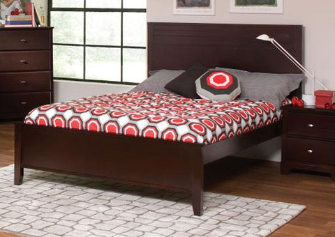 Ashton Cappuccino Bed Collection (Local Pick up only)