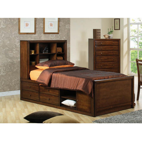 Hillary Bookcase Bed (Local Pick up only)