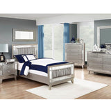 Leighton Contemporary Bed (Local Pick up only)