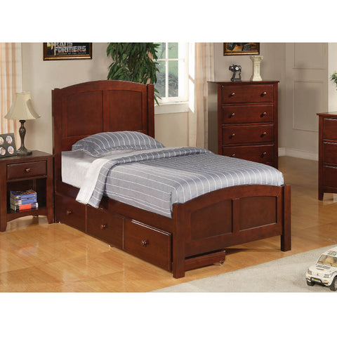 Parker Twin Panel Bed (Local Pick up only)