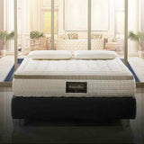 "Magniflex Supremo Diamante Dual 14"" Soft Italian Mattress"