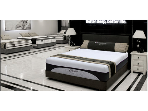 American Star Regina Memory Gel Foam Top Mattress (Local pick up only)