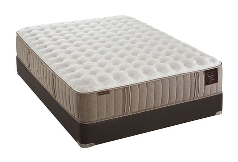 "Stearns & Foster Estate Scarborough II Tight Top 14.5"" Plush Mattress"