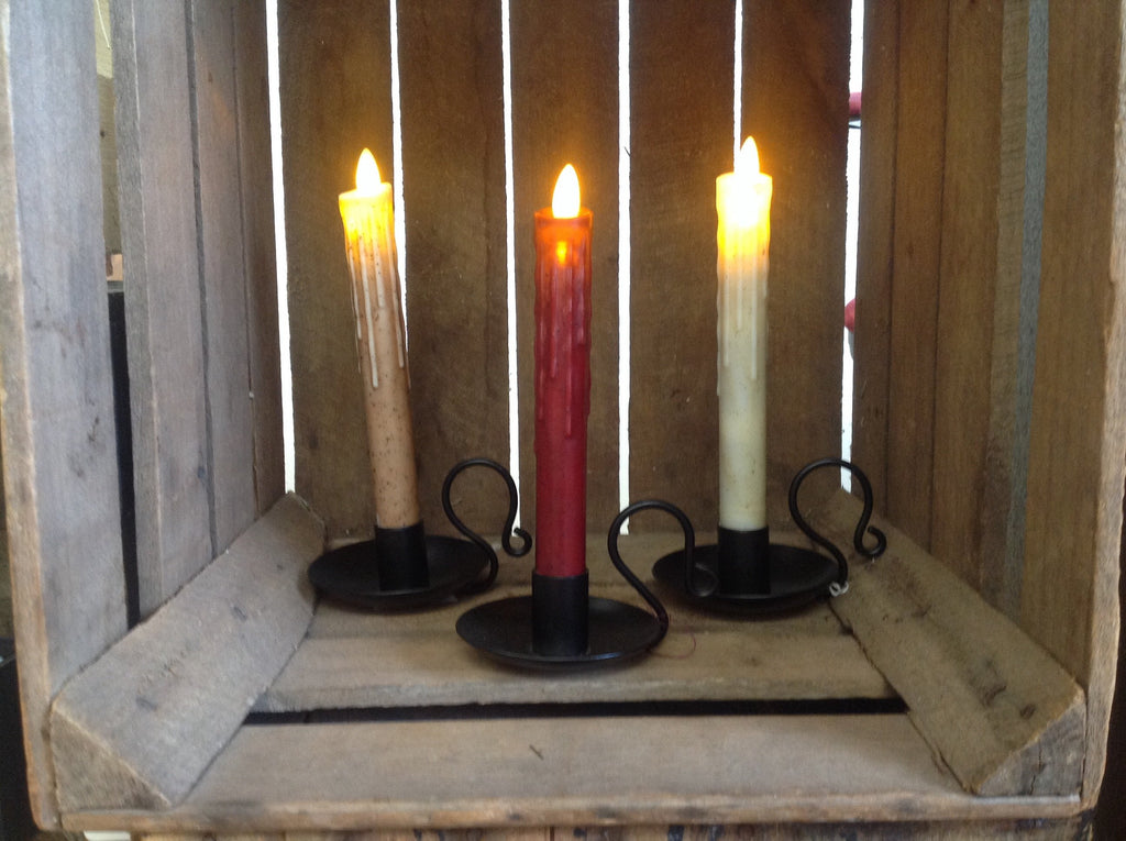 Flicker Flame, Battery Candle - Homestead House