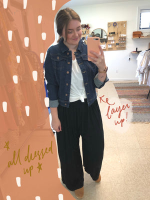 STYLE YOUR AYVEN: 3 WAYS TO CHANGE UP A JUMPSUIT
