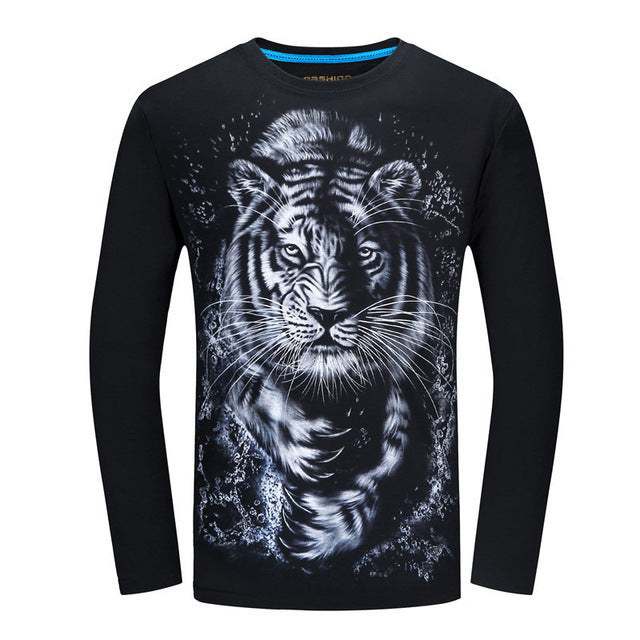 Bold Long Sleeve T-Shirt