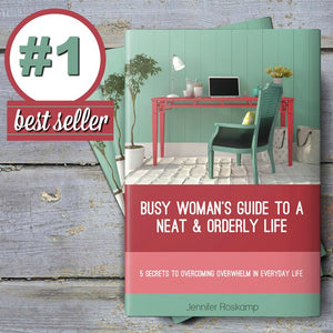 Our Signature Resource, The Busy Woman's Guide To a Neat & Orderly Life Book & Workbook