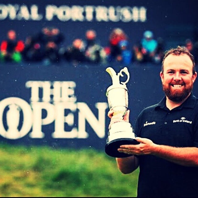 Shane Lowry - Never Give Up
