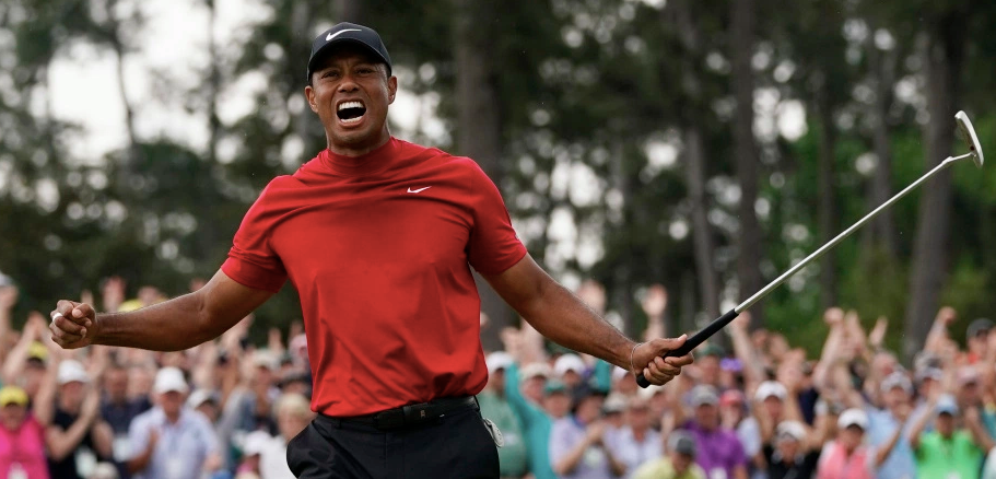 The Focus, Patience, and Determination of Tiger Woods