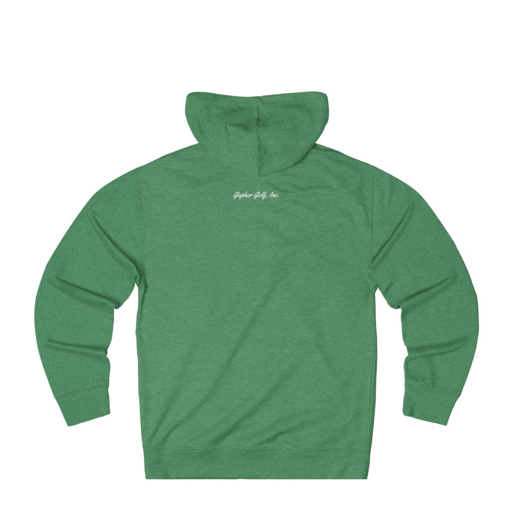 Gopher Golf - Unisex French Terry Hoodie