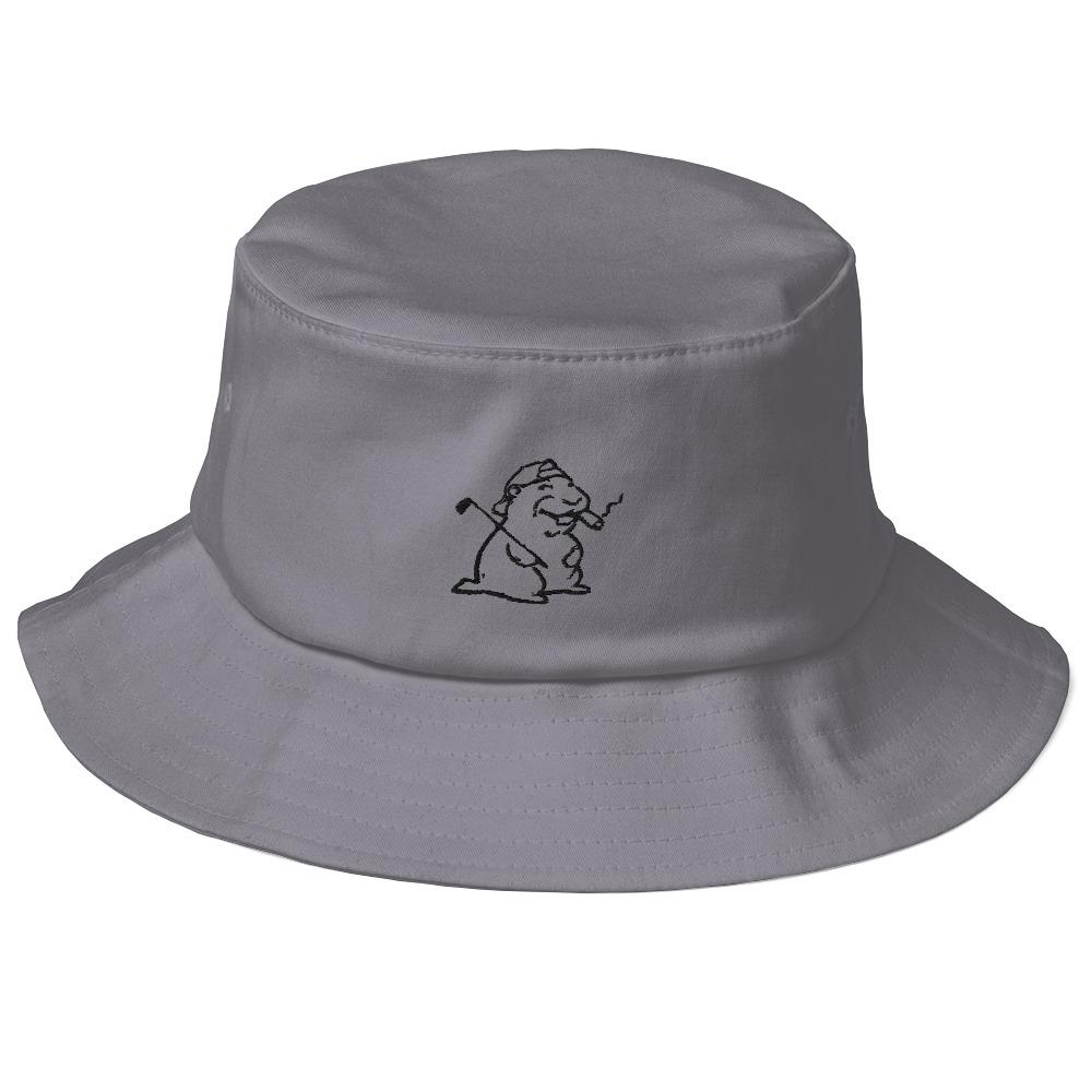 Gopher Golf - Old School Bucket Hat