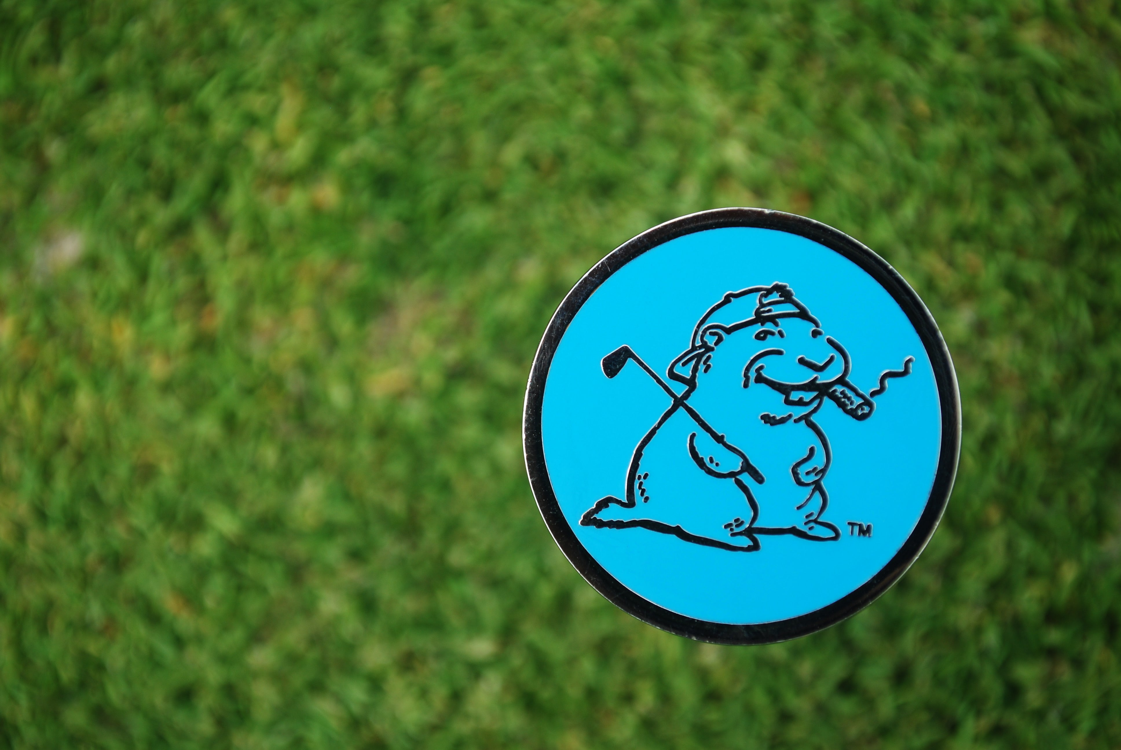 "Ball Marker II     ""The Hogan"" - Gopher Golf"