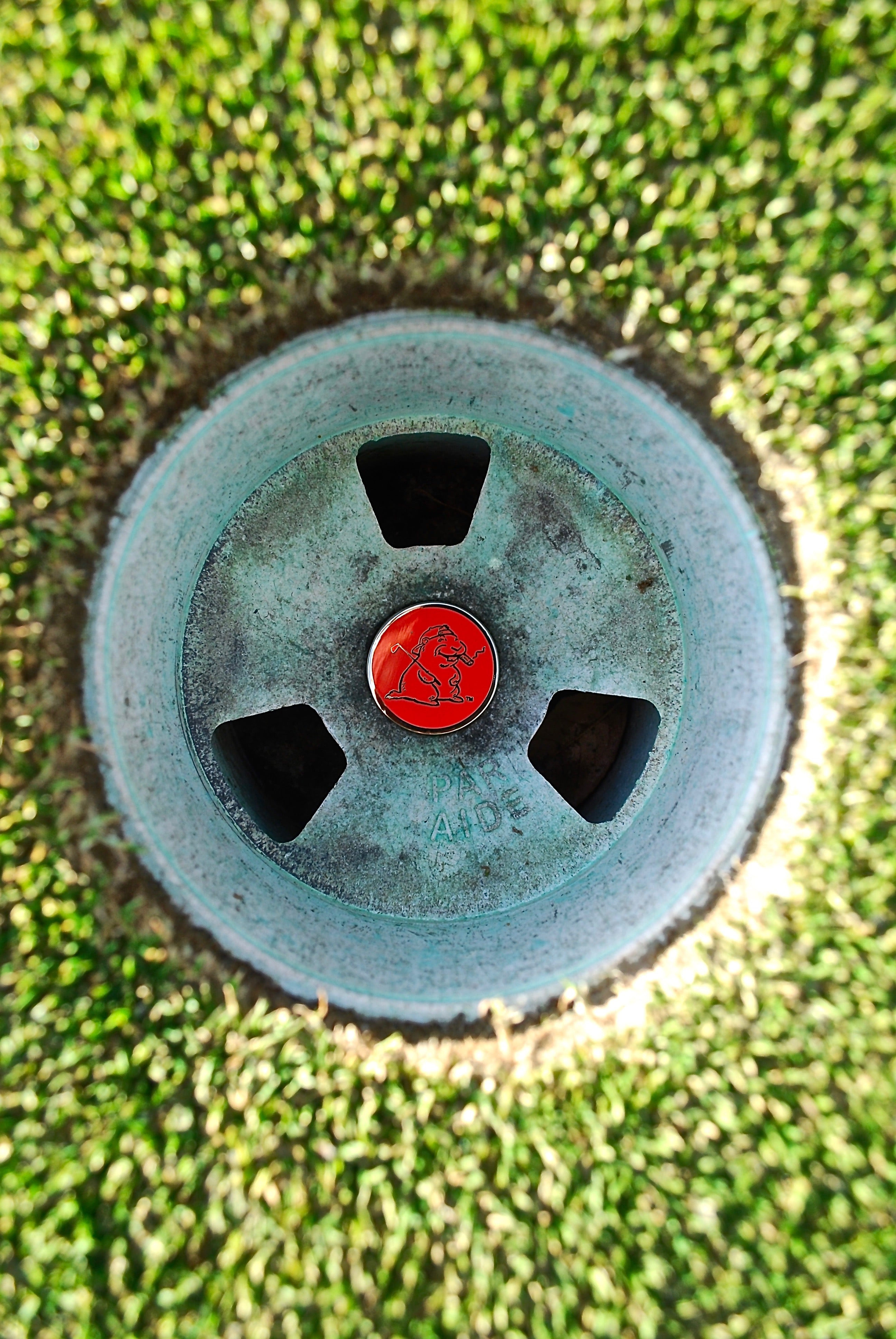 "Ball Marker I     ""The Pritchett"" - Gopher Golf"