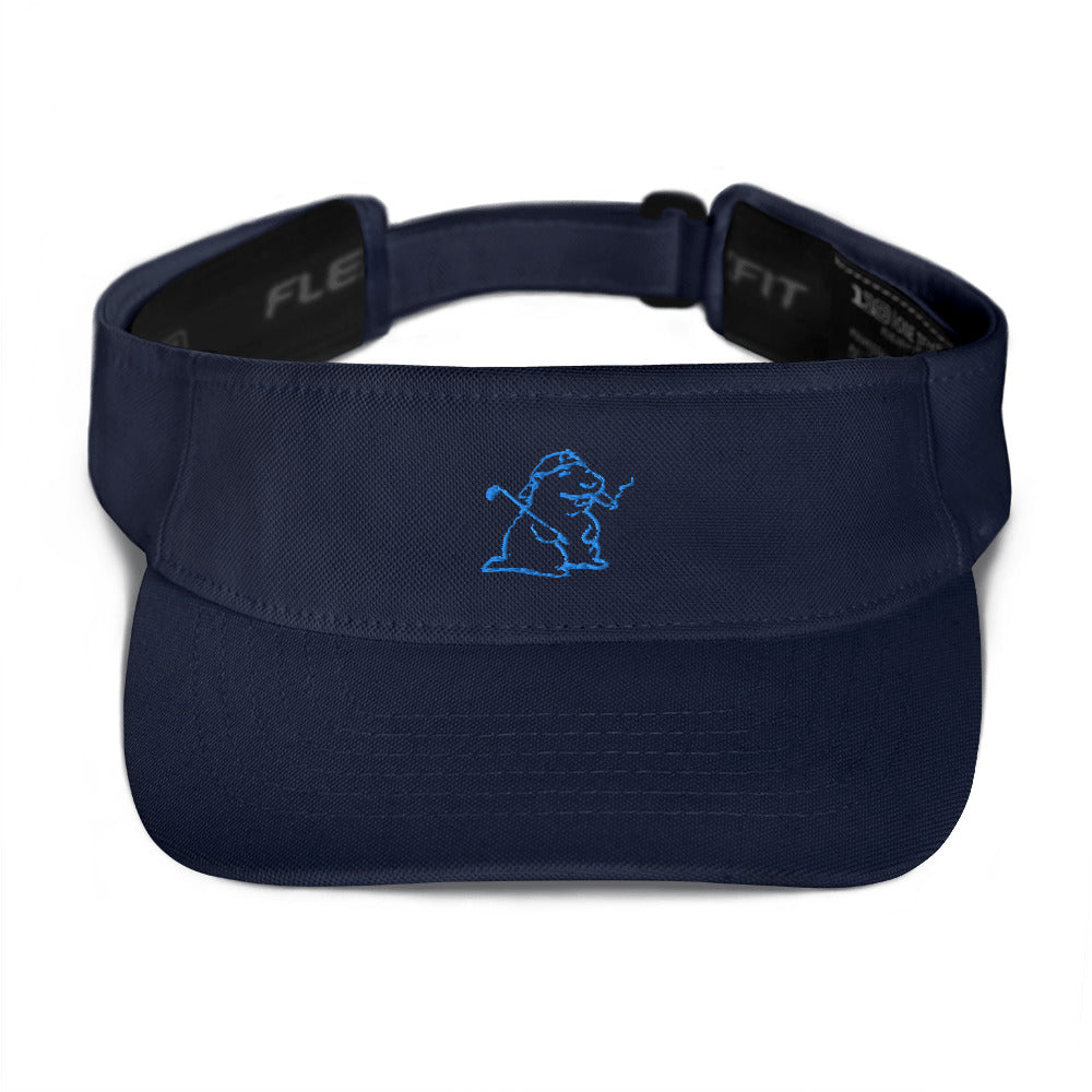 Gopher Golf - Embroidered Visor