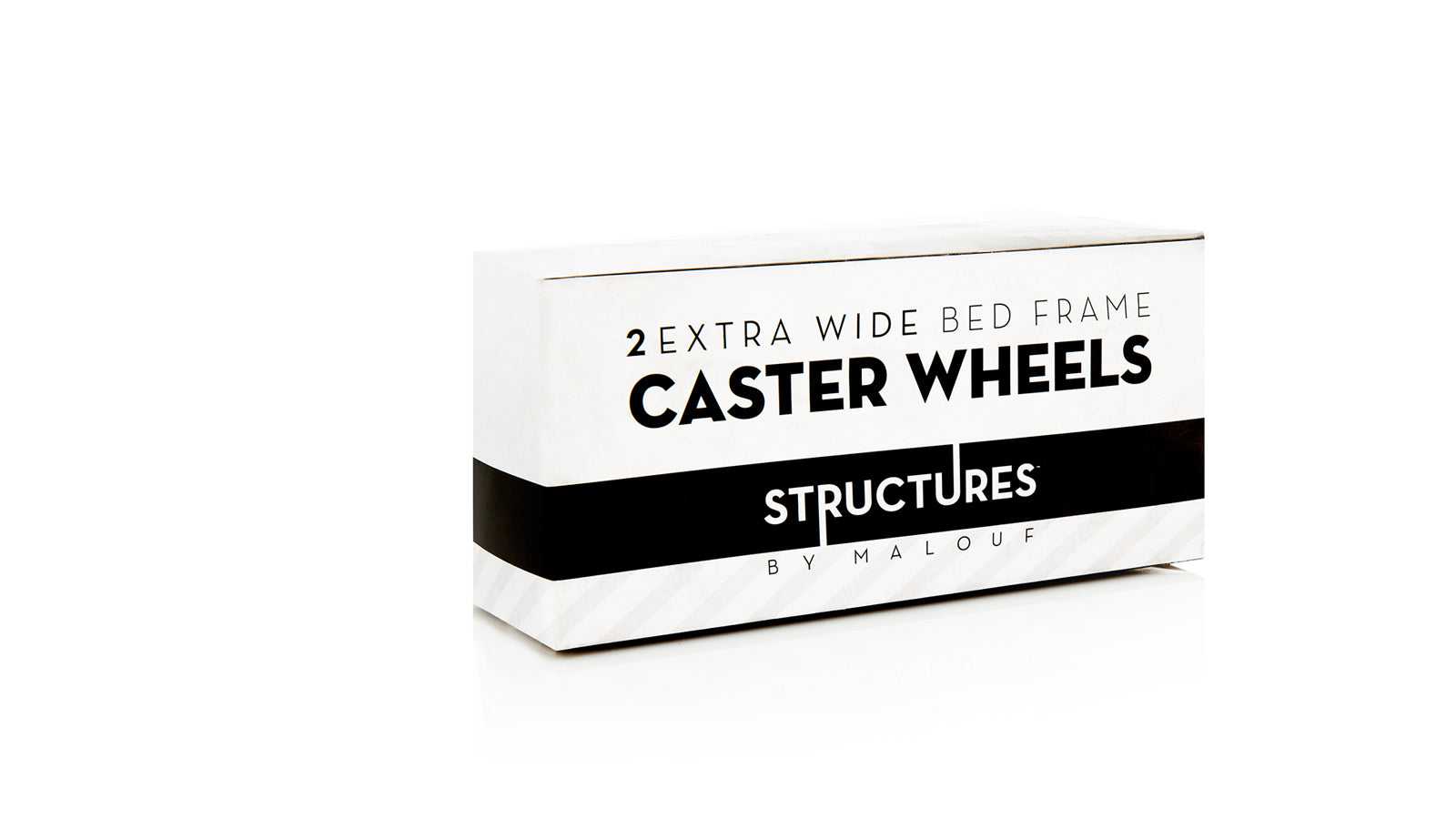 Caster Wheels - Ultimate Comfort Sleep
