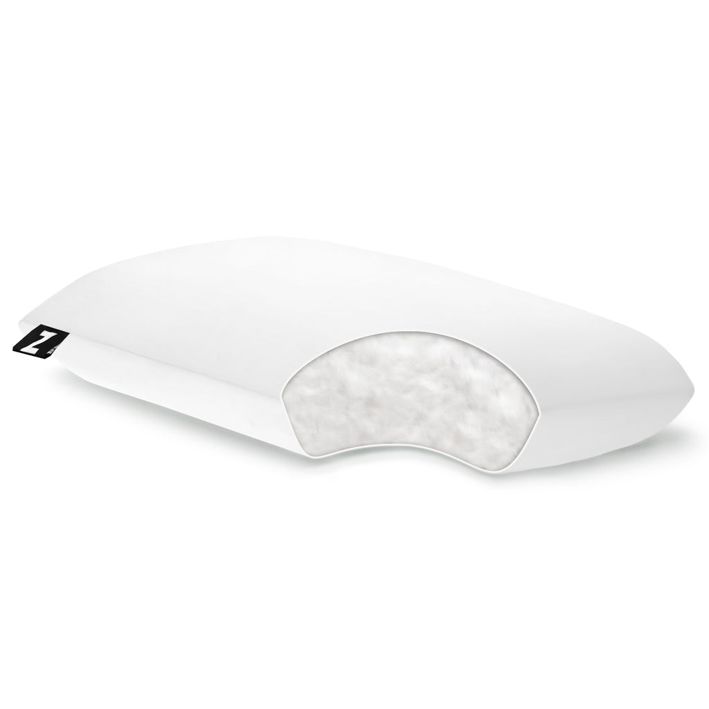 Gelled Microfiber Pillow - Ultimate Comfort Sleep