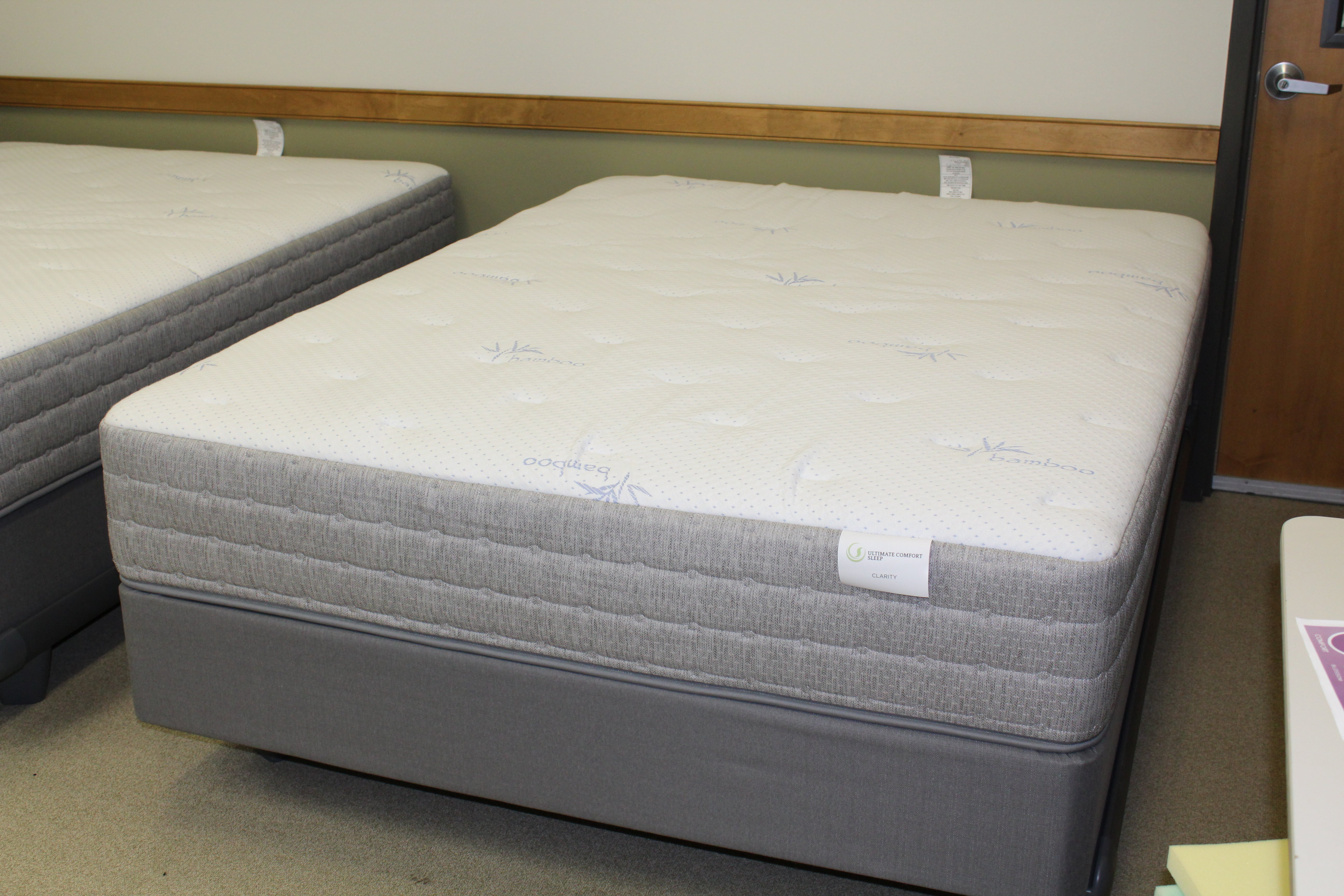 UC Bamboo Clarity Mattress Collection