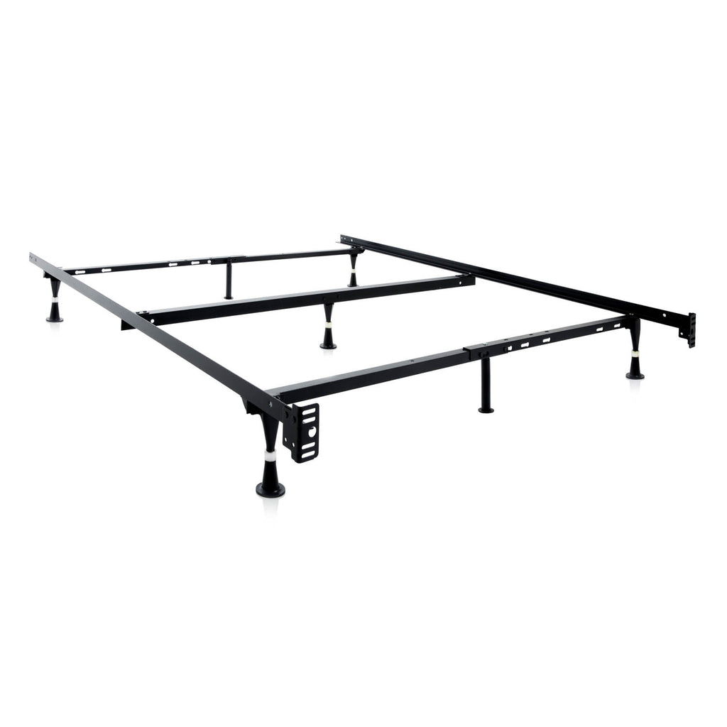 Adjustable Queen/Full/Twin Bed Frame Glides - Ultimate Comfort Sleep