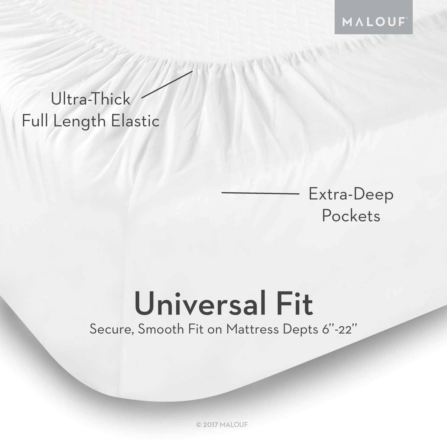 Universal Fit Sheets