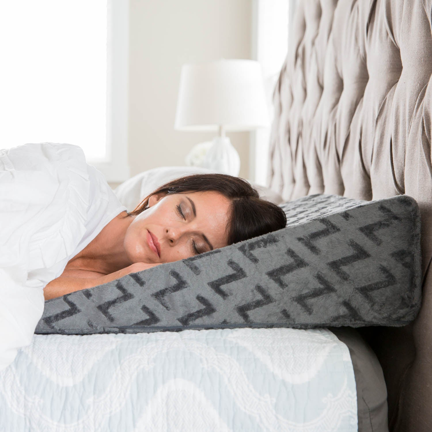 Wedge Pillow - Ultimate Comfort Sleep