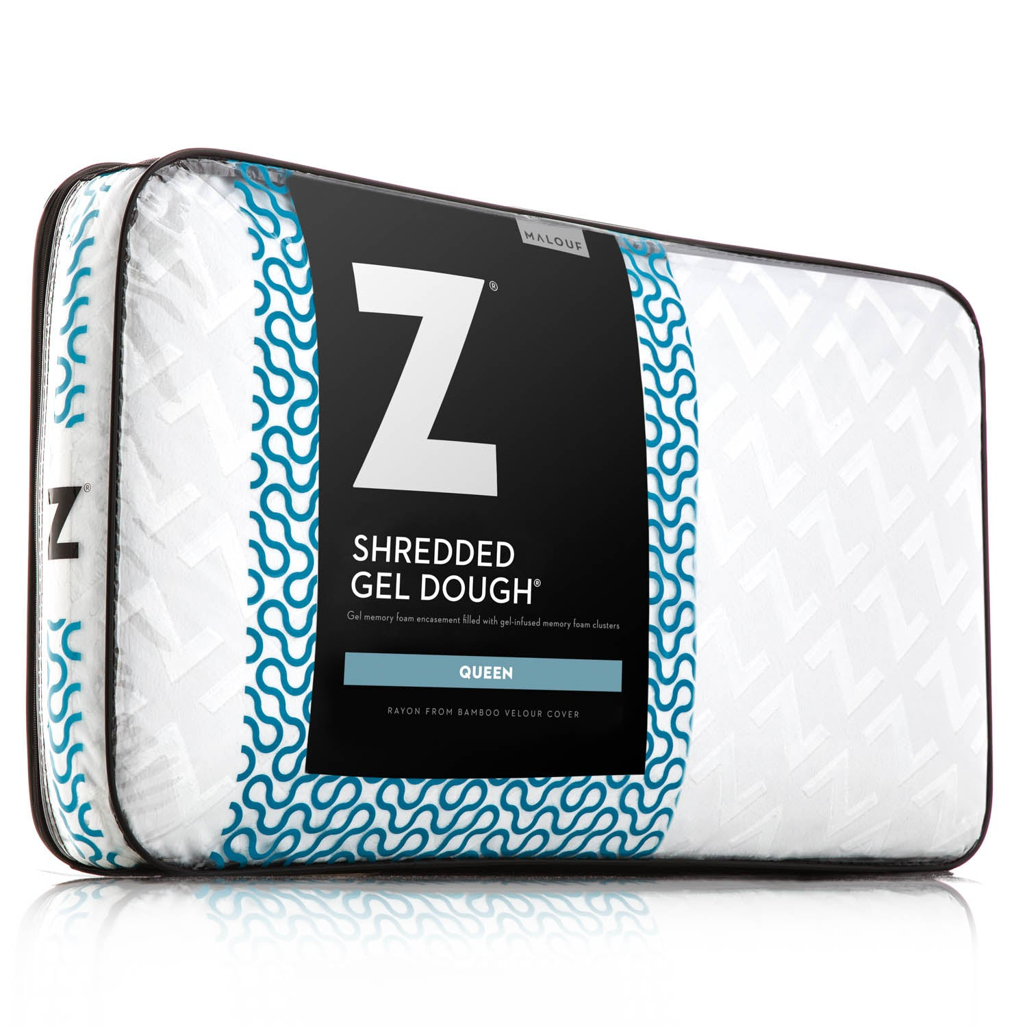 Shredded Gel Dough Pillow - Ultimate Comfort Sleep
