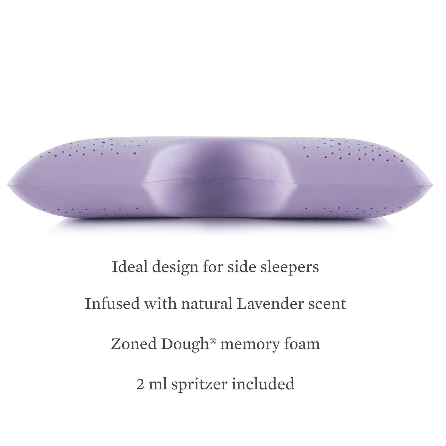 Aromatherapy Shoulder Cutout Pillow - Ultimate Comfort Sleep