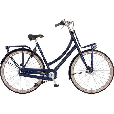 Cortina U5 Transport damesfiets Blauw / 2019