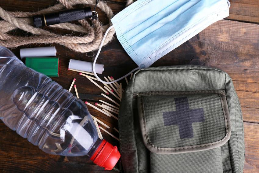 The Top Five Emergency Supplies That Will Help You Survive