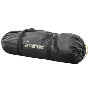 12 Survivors 6 Person Off-Grid Camping Kit - Survival Gear Systems
