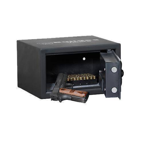 Bulldog Cases Standard Digital Pistol Vault - GS-Bulldog-Survival Gear Systems