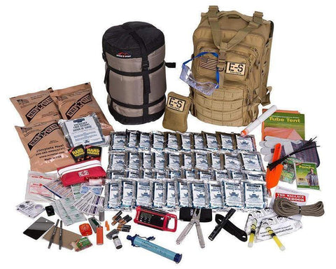 Echo-Sigma Emergency Bug Out Bag - Survival Gear Systems