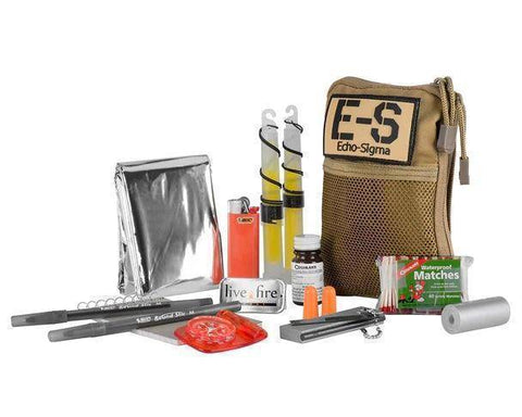 Echo-Sigma Emergency Get Home Bag - 72 Hour Emergency Go Bags - Survival Gear Systems