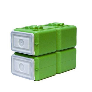 FoodBrick Green 3.5 Gal 8 pack - Survival Gear Systems
