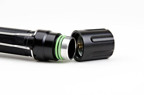 Image of Guard Dog Security Solaire Tactical Flashlight - Survival Gear Systems