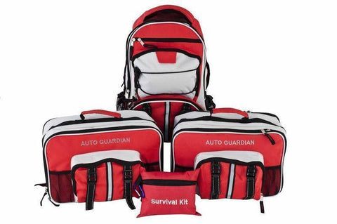 Image of Guardian Survival Gear 2 Person Elite Emergency Survival Kit, sewing kit - Survival Gear Systems