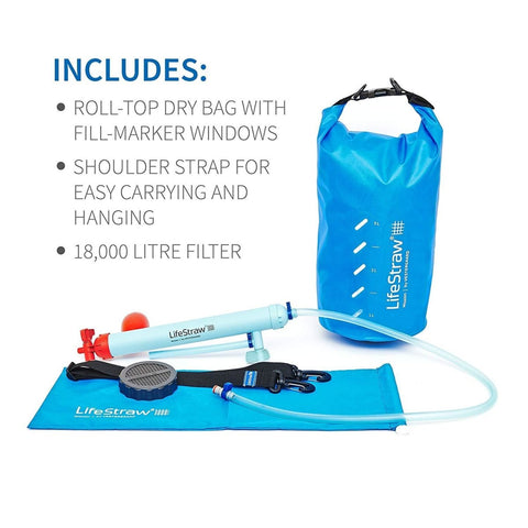 LifeStraw Mission (12 L) - Survival Gear Systems