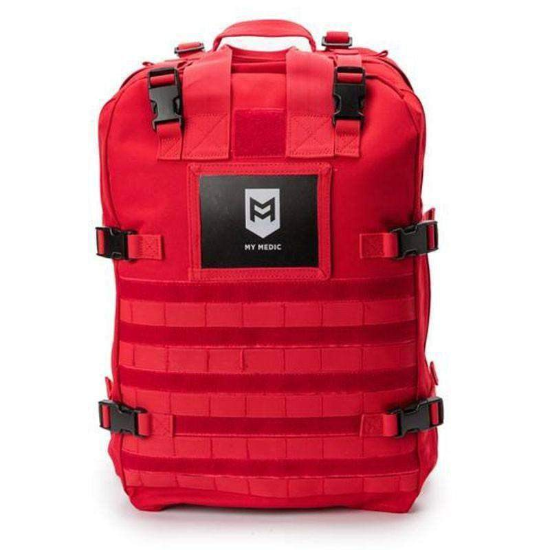 MyMedic - The Medic | First Aid Kit-First Aid Kits-MyMedic-Basic-Red-Survival Gear Systems