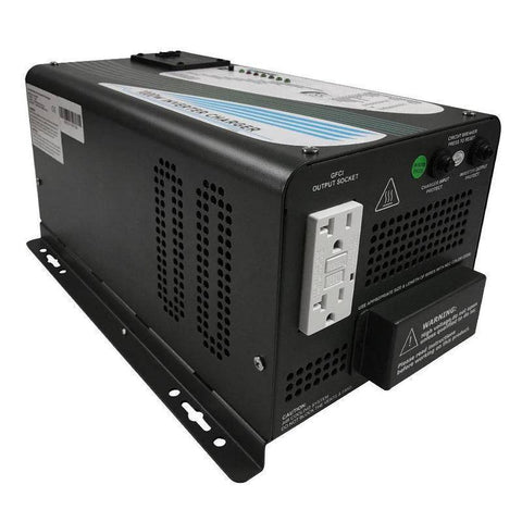 Image of Renogy 1000W Pure Sine Wave Inverter Charger DC AC Battery Power Converter - Survival Gear Systems