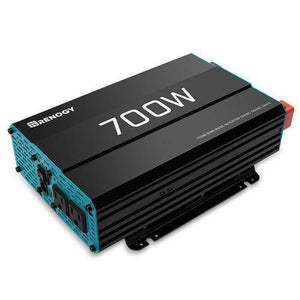 Renogy 700W 12V Pure Sine Wave Inverter - Survival Gear Systems