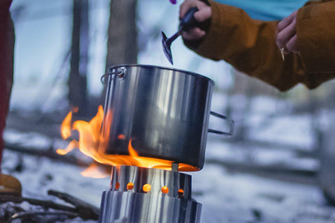 Solo Stove Campfire Outdoor Firepit Stove - Survival Gear Systems